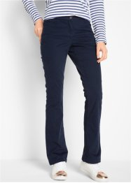 Bukse med stretch, Bootcut, bpc bonprix collection