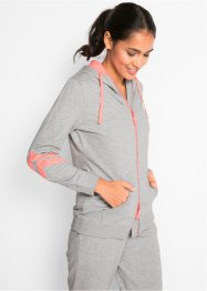 Sweatjakke, lang arm, bpc bonprix collection