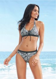 Halterneck bikini (2-deler, sett), bpc bonprix collection