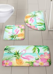 "Badematte ""Flamingo"", memoryskum, bpc living bonprix collection"