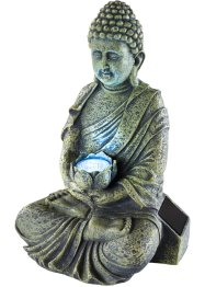 "Solenergi-lampe ""Buddha"", bpc living bonprix collection"