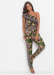 One-shoulder jumpsuit, BODYFLIRT boutique