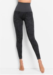 Sømløs leggings med hold-in-effekt