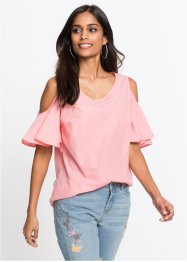Cold-shoulder bluse, BODYFLIRT