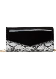 Clutch i lakk, bpc bonprix collection