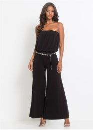 Jumpsuit, skulderfri, BODYFLIRT boutique