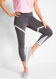 Sport-leggings, 3/4 lang, bpc bonprix collection