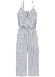 Jumpsuit i viskose, 7/8-lang, bpc bonprix collection