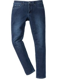 Stretch-jeans, smal passform, med resirkulert polyester, RAINBOW
