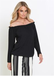 Off-shoulder topp, bpc selection