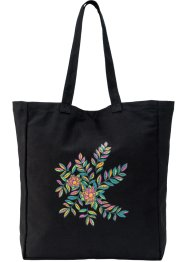 Shopper med palmeprint, bpc bonprix collection