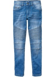 Stretchy jeans for gutt, Skinny Fit, John Baner JEANSWEAR