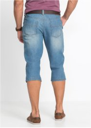 Regular Fit 3/4-Jeans, Tapered, John Baner JEANSWEAR