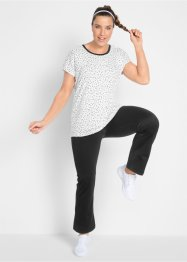 T-shirt med yogabukser, sett, bpc bonprix collection