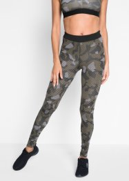 Sports-leggings, funksjonell, lang, nivå 2, bpc bonprix collection
