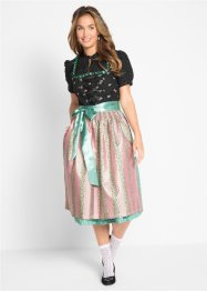 Dirndl med glitrende forkle, bpc bonprix collection
