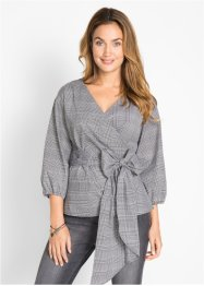 Omslagsbluse - designet av Maite Kelly, bpc bonprix collection