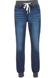 Boyfriend-jeans med ribbet linning, bpc bonprix collection