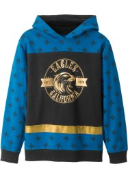 Sweatshirt med folietrykk, bpc bonprix collection