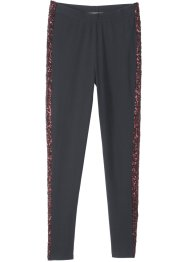Leggings med paljettbesetning, bpc bonprix collection