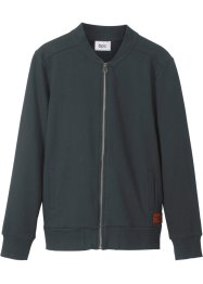 Bomber sweatjakke, bpc bonprix collection