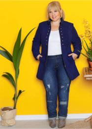 Girlfriend-jeans - designet av Maite Kelly, bpc bonprix collection