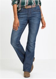 Thermo-jeans med stretch, Bootcut, John Baner JEANSWEAR