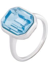 Ring med  Swarovski® -krystaller, bpc bonprix collection