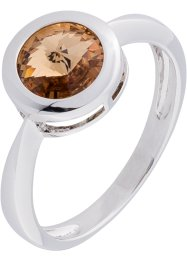 Ring med Swarovski®-krystaller, bpc bonprix collection