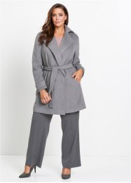 Trenchcoat med ull, bpc selection premium