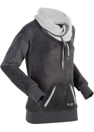 Fleece-jakke, lang arm, bpc bonprix collection