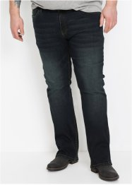 Jeans med stretch, regular fit, Bootcut, John Baner JEANSWEAR