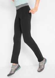 Yoga-leggings, lang, bpc bonprix collection