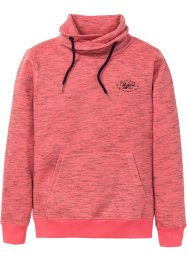 Sweatshirt med sjalskrage, bpc bonprix collection