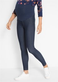 Mammaleggings i jeans-optikk, bpc bonprix collection