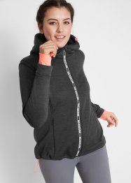Thermo-sweatjakke, lang arm, bpc bonprix collection