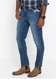 Slim Fit Soft-Stretch-Jeans, Straight, John Baner JEANSWEAR