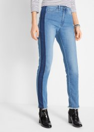 Push- up- Stretchjeans- designet av Maite Kelly, bpc bonprix collection