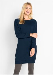 Sweatkjole med raglanermer, bpc bonprix collection
