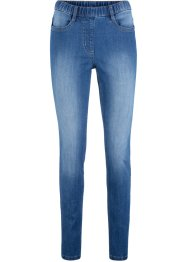 Jeans-jeggings med behagelig linning, Straight, bpc bonprix collection