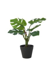 "Kunstig plante ""Monstera"" (1 del), bpc living"