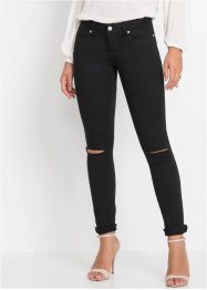 Push-up jeans, smal passform, BODYFLIRT