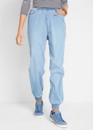 Baggy-jeans, behagelig linning, Loose Fit, bpc bonprix collection