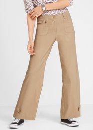 cfffa90b Bengalin-bukse med stretch, rett passform, bpc bonprix collection