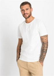 T-shirt med stretch, Slim Fit, RAINBOW