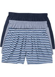 Boxershorts i jersey, ledig passform (3-pakning), bpc bonprix collection