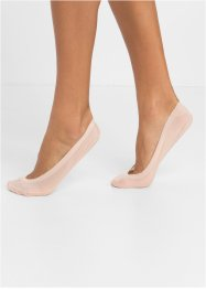 Ballerina-sokker med lasercut (2-pack), bpc bonprix collection