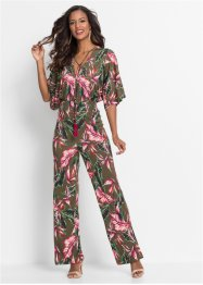 Jumpsuit med blomsterprint, BODYFLIRT boutique