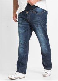 fbdb7191 Pull on-bukse med behagelig jerseylinning, John Baner JEANSWEAR