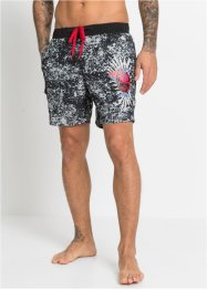 Lang strand-shorts, Regular Fit, RAINBOW